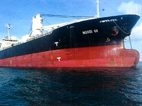 貨物船輸送